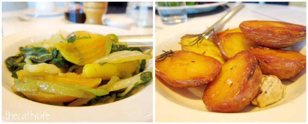 My 10 out of 10 weekend and celebrating london restaurant festival roast potatoes malvernweather Images