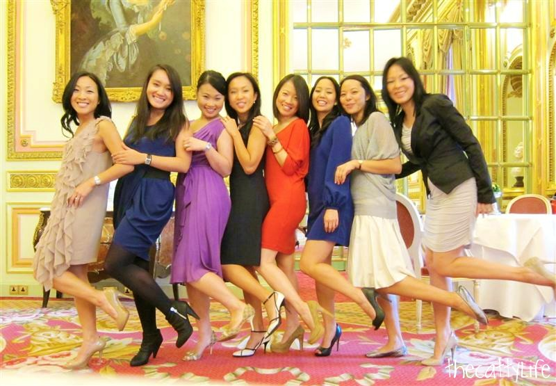 sure gonna miss my girlfriends: afternoon tea @ The Ritz