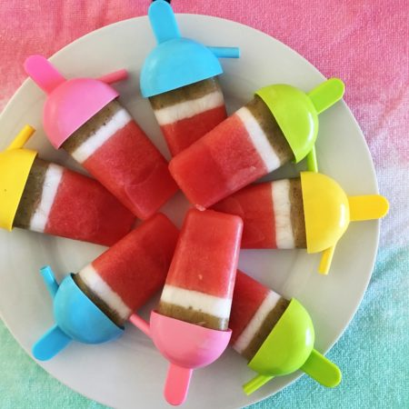watermelon icy poles